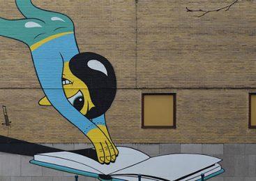 Hærværk eller Kunstværk? Graffiti, Street Art, Gadekunst?