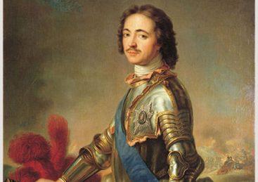 Tsar Peter den Store – genial og gal