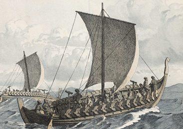 Røde Orm og Vikingerne