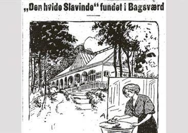 Den hvide slavehandel i Danmark