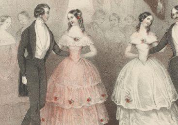 Les Lancier – hør om og lær denne herlige dans