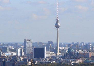 Berlin – en by i forandring