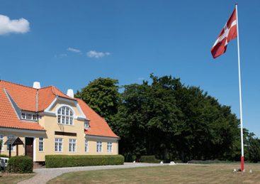 Forfatterne og deres steder i Jylland