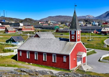 Det Moderne Grønland – en personlig beretning om det smukke land højt mod nord