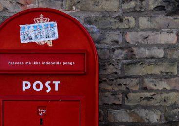 Postvæsenets historie