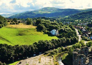 Sommer i Wales
