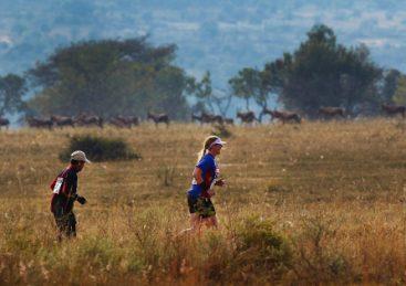 Fotosafari og marathon i Sydafrika