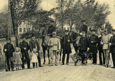 Kongeåen og den gamle grænse