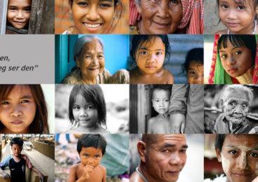"""""""Historien bag ansigterne"""" – et foredrag med kant og empati"""