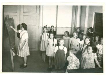 At vinde freden. Undervisning til tyske flygtninge i Danmark 1945-49