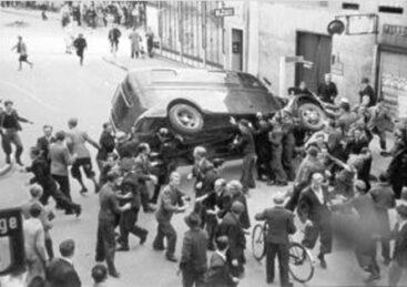 Augustoprøret 1943 – Danmarks skæbnesommer