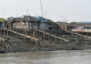 Bangladesh, landet hvor Ganges-floden munder ud