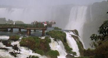 Brasilien – strande, storby og vandfald
