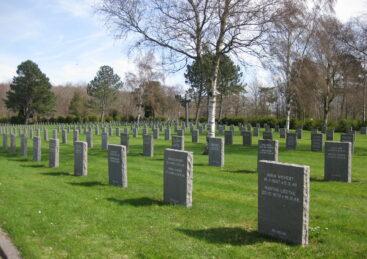Flødeskumsfronten og de 25.000 krigsgrave