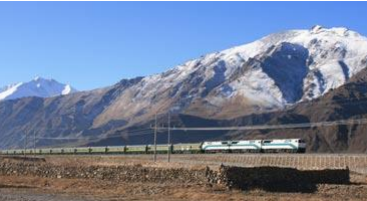 Tibetekspressen: Toget til Tibet